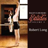 ballet class music Etudes vol 3